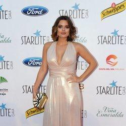 Adriana Torrebejano en la Gala Starlite de Marbella 2018