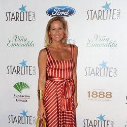 Fiona Ferrer en la Gala Starlite de Marbella 2018