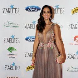 Nuria Fergó en la Gala Starlite de Marbella 2018