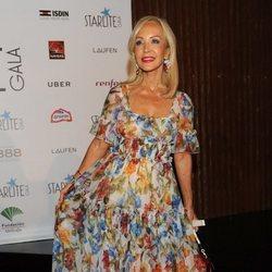 Carmen Lomana en la Gala Starlite de Marbella 2018