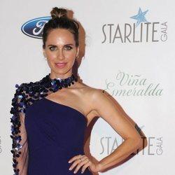 Vanesa Romero en la Gala Starlite de Marbella 2018