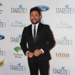 Miguel Poveda en la Gala Starlite de Marbella 2018