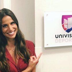 Lucía Villalón, nuevo fichaje de Univisión