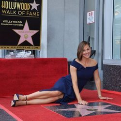 Jennifer Garner recibe la estrella en el Paseo de la Fama de Hollywood