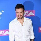 Liam Payne en la alfombra roja de los VMAs 2018