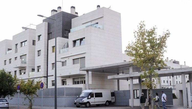 La casa de David Bustamante en la urbanización exclusiva de La Finca