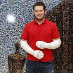 Manu Tenorio sale del hospital tras su accidente doméstico