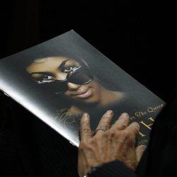 La carta de despedida del funeral de Aretha Franklin