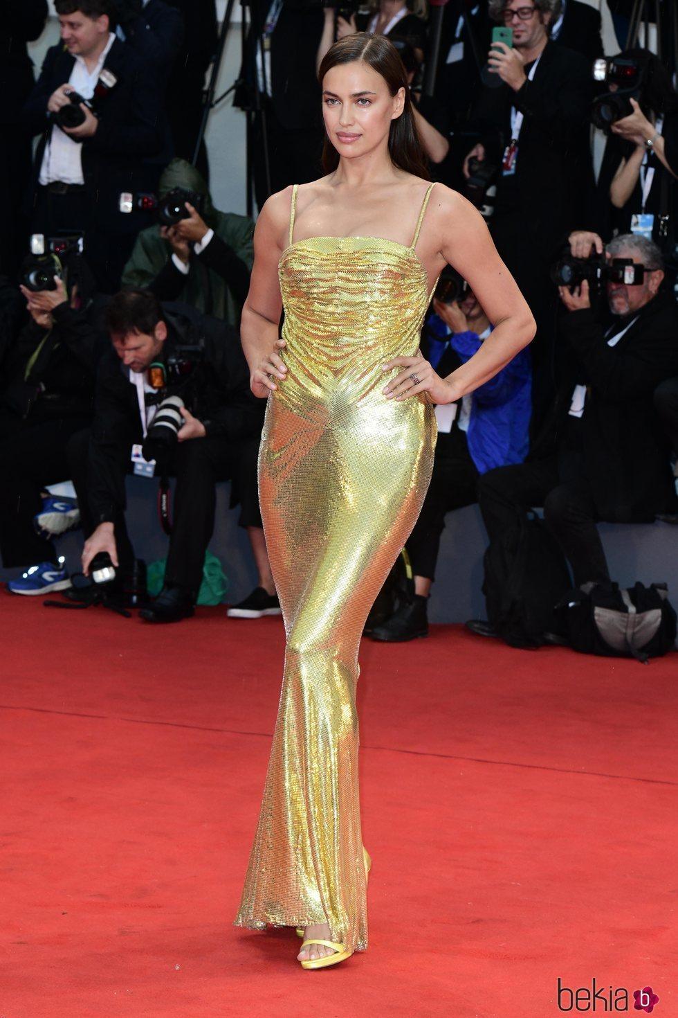 Irina Shayk en el 75 Festival Internacional de Cine de Venecia