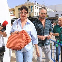 Carmen Martínez Bordiú y Timothy McKeague en la Goyesca 2018