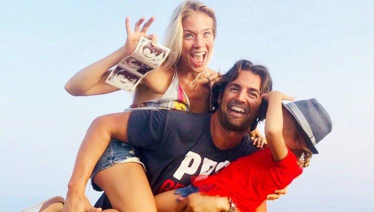 Patricia Montero y Álex Adrover anuncian que volverán a ser padres