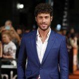 José Lamuño en la premiere de 'El Continental' en el FesTVal 2018