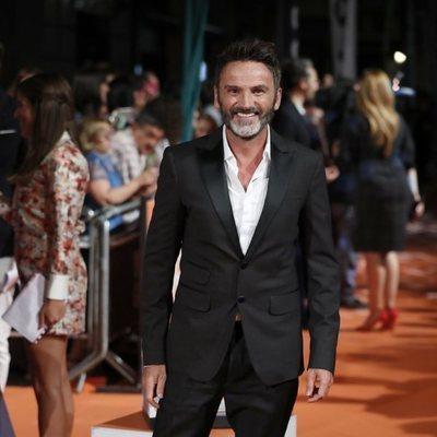 Fernando Tejero en la premiere de 'El Continental' en el FesTVal 2018
