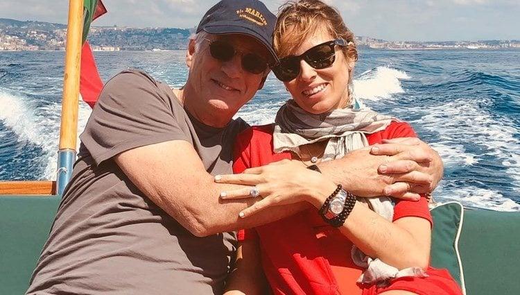 Richard Gere celebra su cumpleaños con Alejandra Silva en Italia