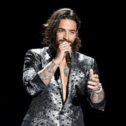 Maluma en los MTV Video Music Awards 2018