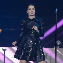Luz Casal en el concierto 'Vive Dial' 2018 en Madrid