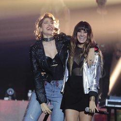 Ha-Ash en el concierto 'Vive Dial' 2018 en Madrid