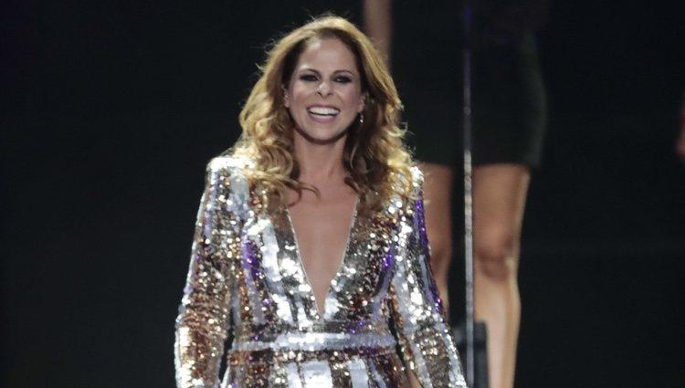 Pastora Soler en el concierto 'Vive Dial' 2018 en Madrid