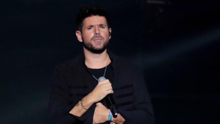 Pablo López en el concierto 'Vive Dial' 2018 en Madrid