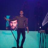 Carlos Rivera en el concierto 'Vive Dial' 2018 en Madrid