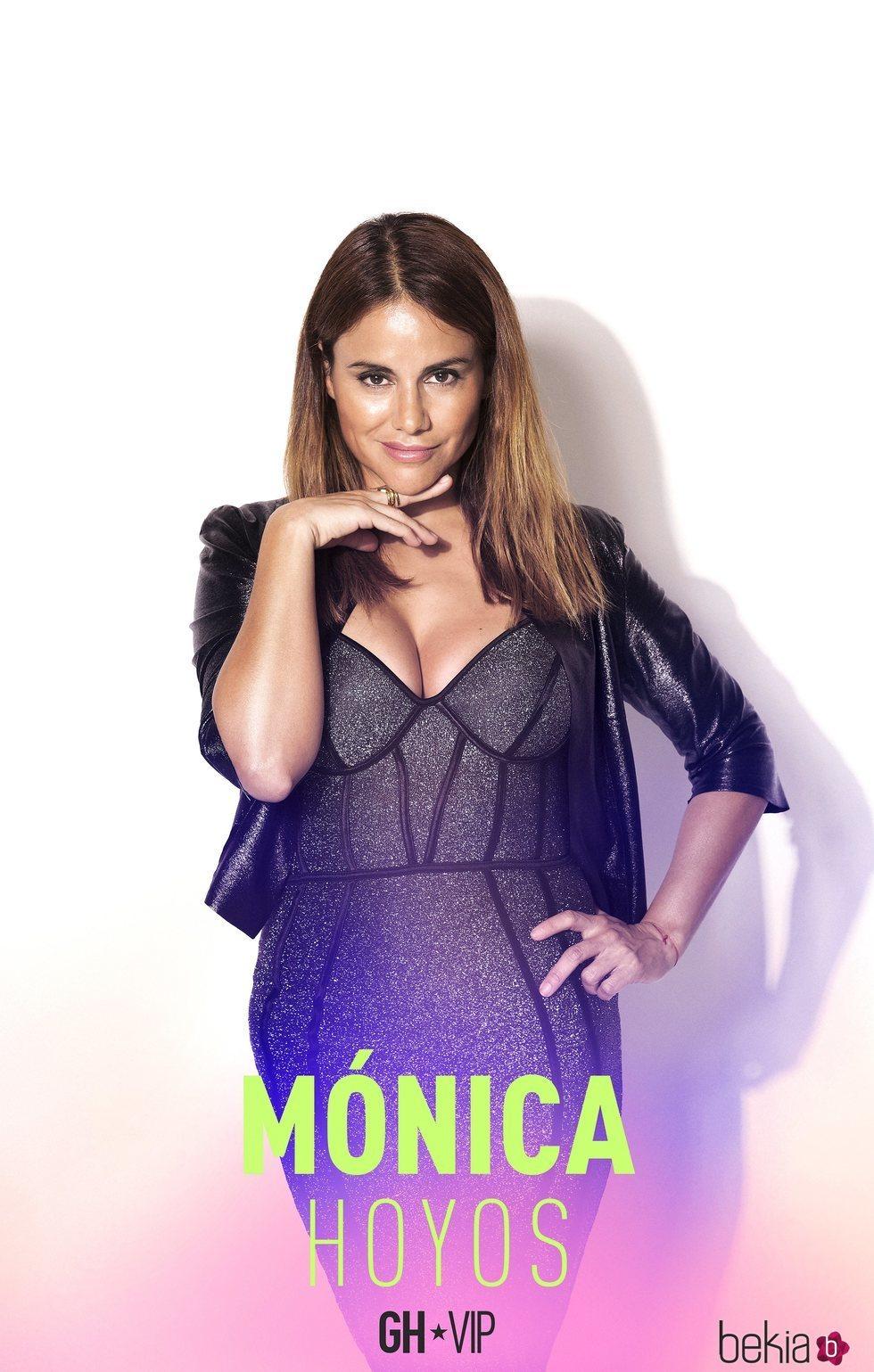 Mónica Hoyos en el posado oficial de 'GH VIP 6'