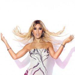Oriana Marzoli en el posado oficial de 'GH VIP 6'