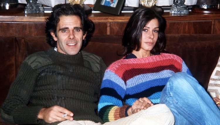 Jimmy Giménez-Arnau y Merry Martínez-Bordiu