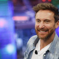 David Guetta en 'El Horiguero'