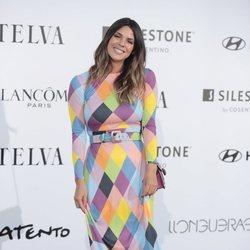Laura Matamoros en un evento de Telva