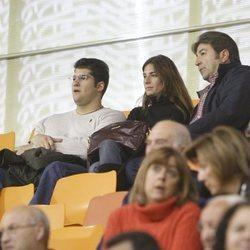 Lourdes Montes y Julián Contreras Junior en la feria taurina de Illescas 2012