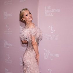 Paris Hilton en The Diamond Ball 2018 en Nueva York