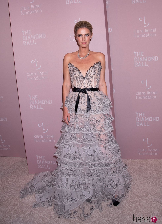 Nicky Hilton en The Diamond Ball 2018 en Nueva York
