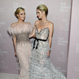 Paris y Nicky Hilton en The Diamond Ball 2018 en Nueva York