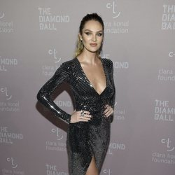 Candice Swanepoel en The Diamond Ball 2018 en Nueva York