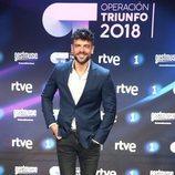 Ricky Merino en la presentación de 'OT 2018'
