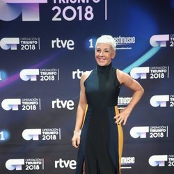 Ana Torroja en la presentación de 'OT 2018'