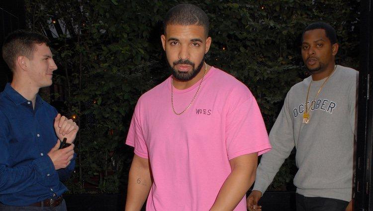 Drake en el Hyde Park de Londres 2015