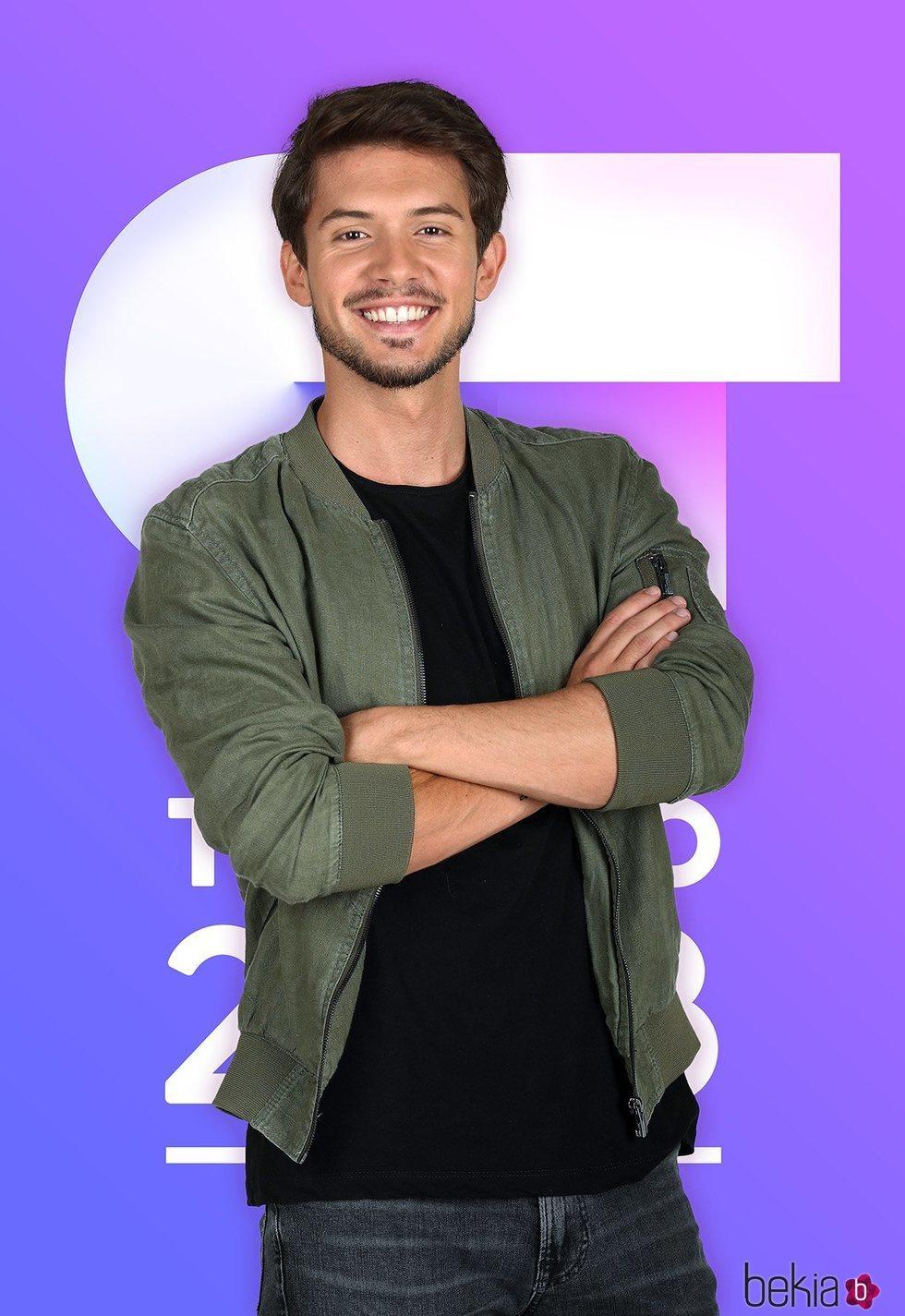 Carlos Right, concursante de 'Operación Triunfo 2018'
