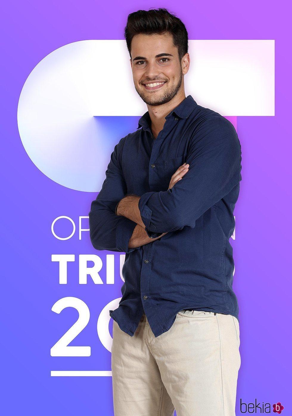 Joan Garrido, concursante de 'Operación Triunfo 2018'