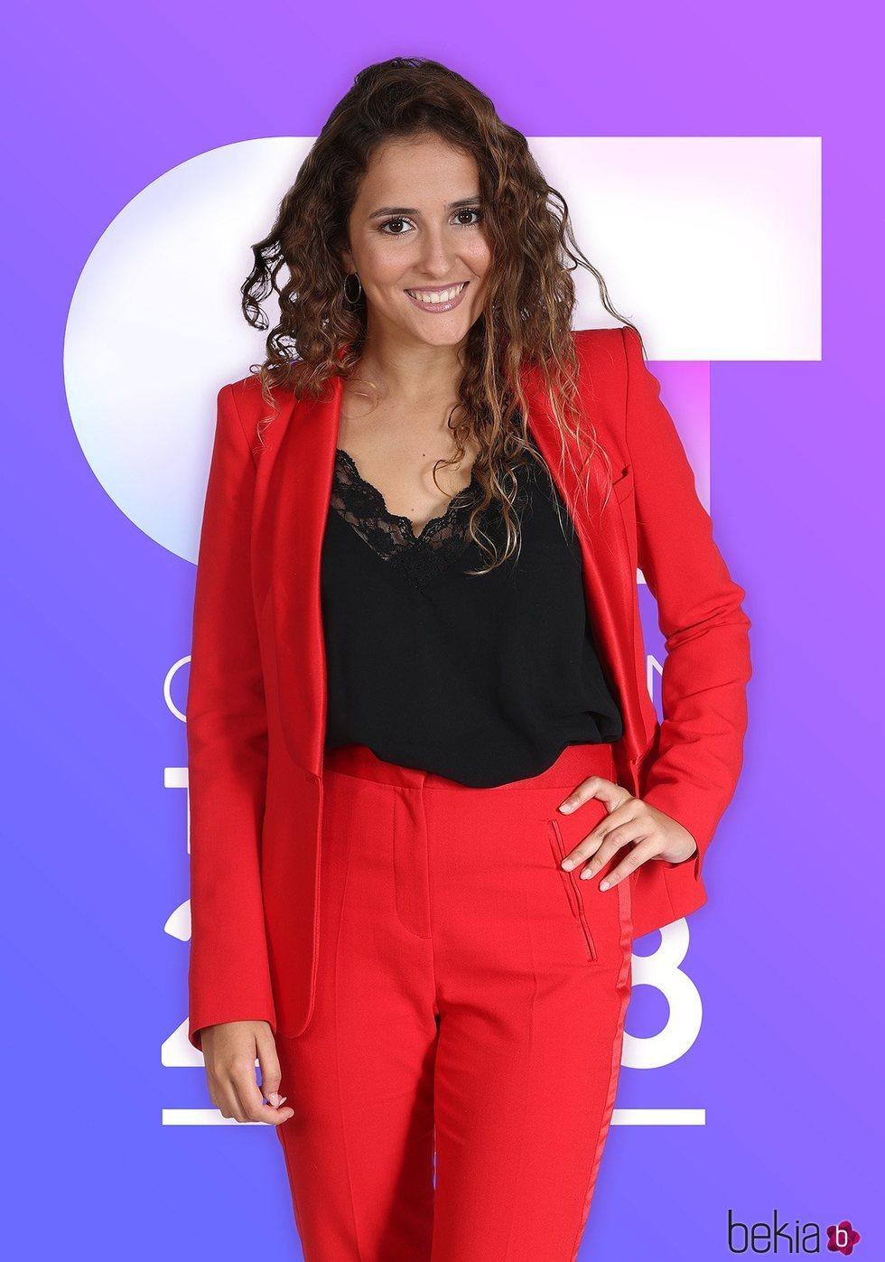 Marilia, concursante de 'Operación Triunfo 2018'