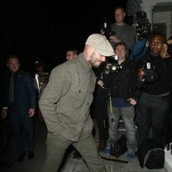David Beckham en la fiesta del décimo aniversario de Victoria Beckham en la moda