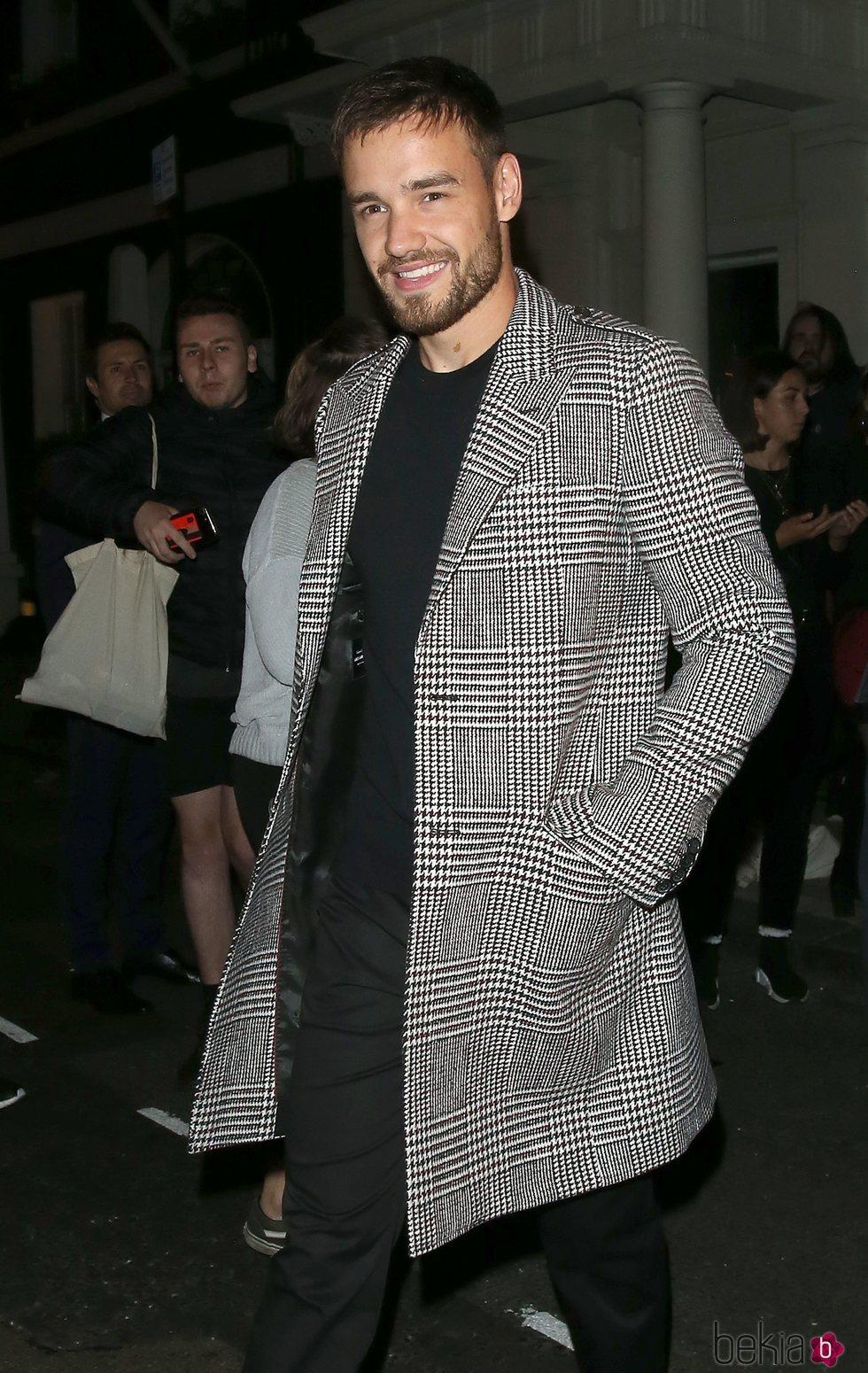 Liam Payne en la fiesta del décimo aniversario de Victoria Beckham en la moda