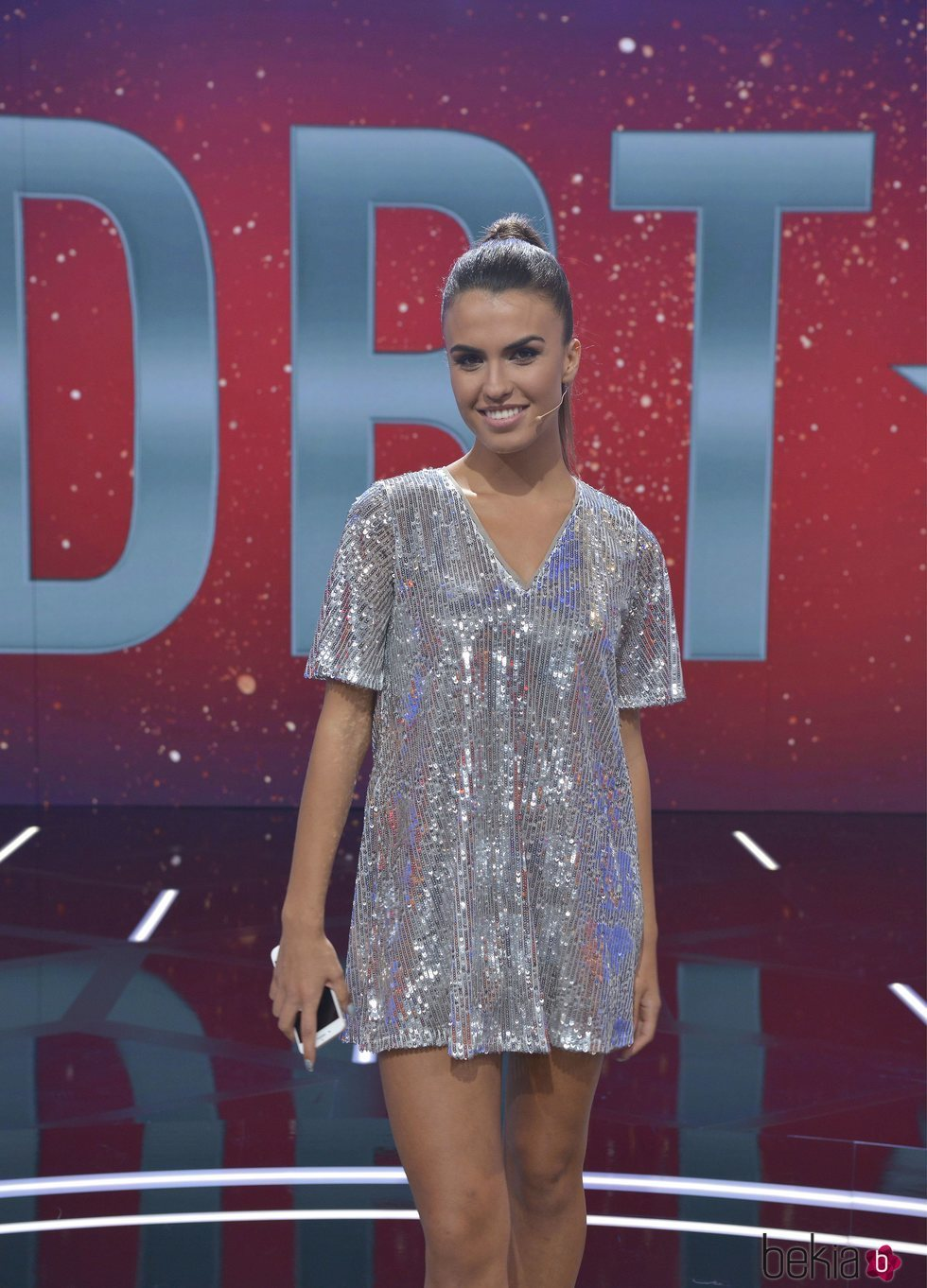 Sofía Suescun en el primer debate de 'GH VIP 6'