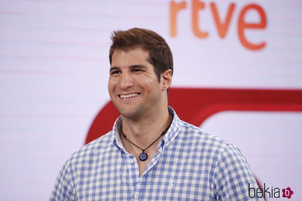 Julián Contreras Junior, nuevo colaborador del programa 'Corazón'