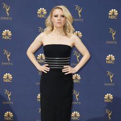 Kate McKinnon en la alfombra roja de los Premios Emmy 2018