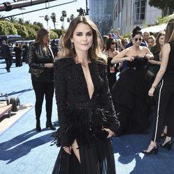 Keri Russell en los Premios Emmy 2018