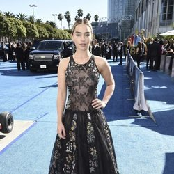 Emilia Clarke en los Premios Emmy 2018