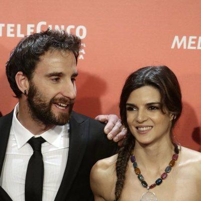 Dani Rovira y Clara Lago en la Premier de 'Ocho Apellidos Catalanes' 2015