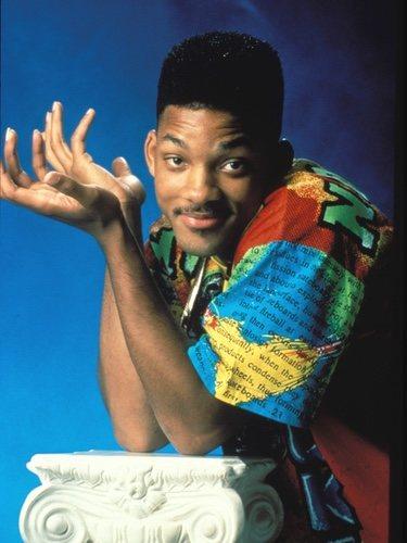 Will Smith en la serie 'El Príncipe de Bel-Air'