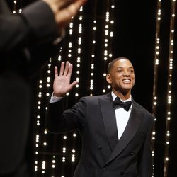 Will Smith en el 70 Festival de Cannes